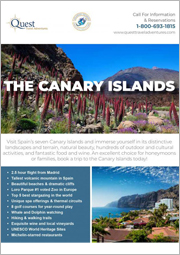 2019 Tenerife brochure cover