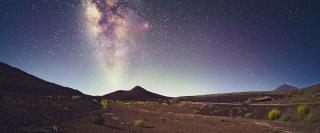 Stargazing on Tenerife